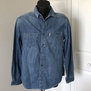 TOM'S DENIM MEN'S SHIRT